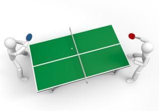 卓球試合1