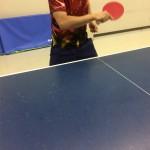 卓球のバックサーブの利便性と、バックサーブからの5つの戦術展開
